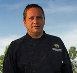Cabo Flats Chef Antonio Brodziak
