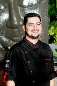 Chef Tony Torres