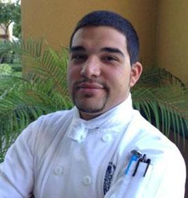 Chef Zack Roth Le Cordon Bleu