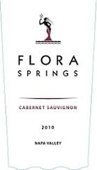 Flora Springs Cabernet Sauvignon 2010 Napa Valley