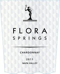 Flora Springs Chardonnay 2011 Napa Valley