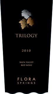 Flora Springs Trilogy 2010 Red Wine