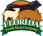 Florida Fresh Meat Company Logo