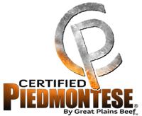Certified Piedmontese Beef Logo