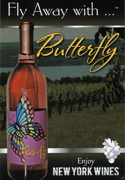 Butterfly Wine