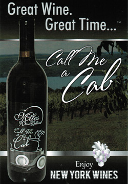 Call Me A Cab Wine