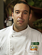 Aprons Cooking School Chef Rey De La Osa