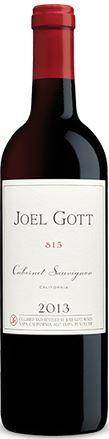 Joel Gott Cabernet Sauvignon 815