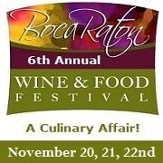 6th Annual Boca Wine and Food Festival
