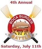 Boca Burger Battle 2015