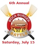 Boca Burger Battle 2017