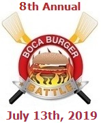 Boca Burger Battle 2019