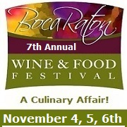 7th Annual Boca Wine and Food Festival