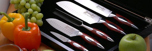 Rhineland Cutlery 5 Piece Gourmet Set